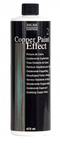 Modern Masters Copper Paint Effect